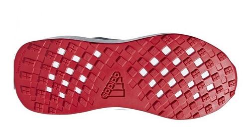 zapatillas adidas rapidarun avengers para niños t 28-34 ndpp