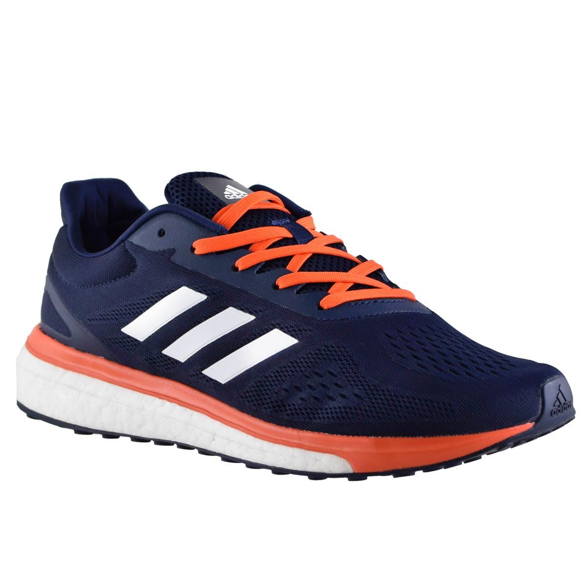 low priced cb1d6 73475 zapatillas adidas response lt hombre azul. Cargando zoom.