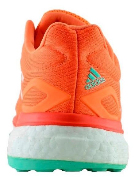 Zapatillas Adidas Response LT Mujer Naranja