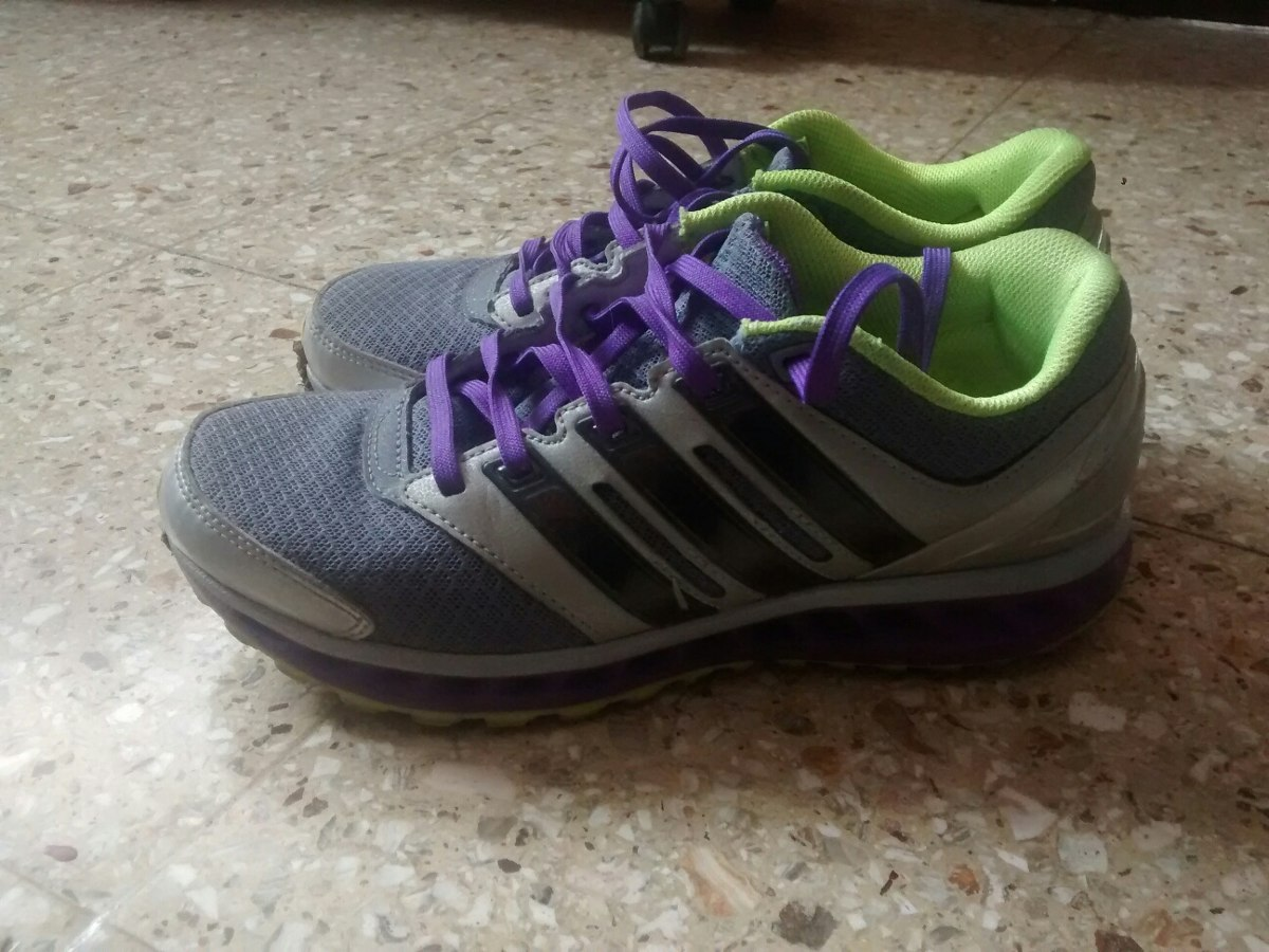 zapatillas adidas running strong