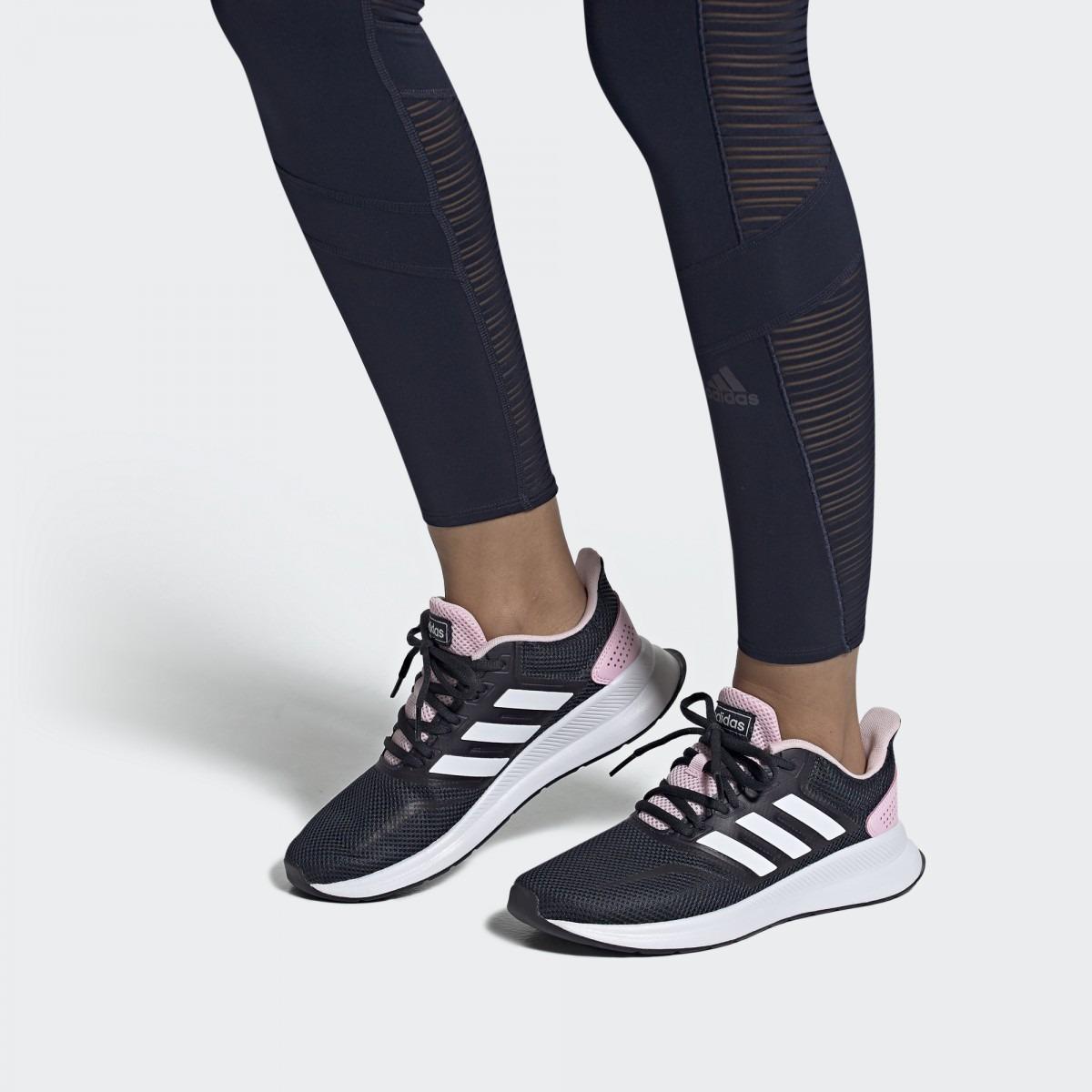 run falcon adidas mujer