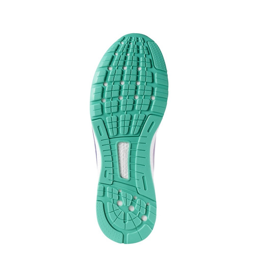 zapatillas adidas running edge lux w mujer vi/vi