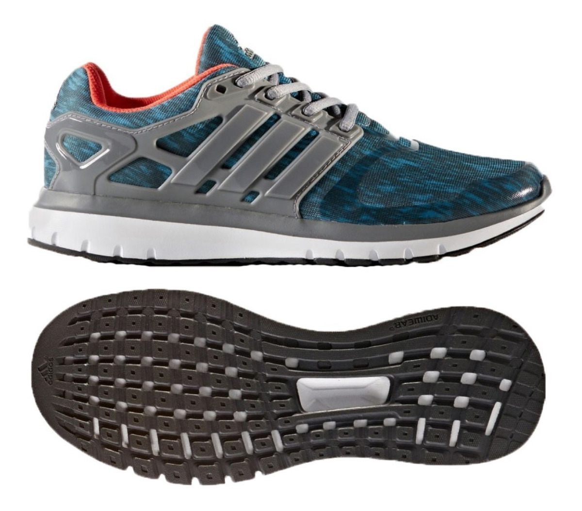 Zapatillas adidas Running Energy V Cloud W Mujer Vs Colores
