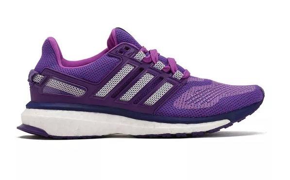 750650e0cbb8f Zapatillas adidas Violetas Running O Caminar Mujer -   3.190