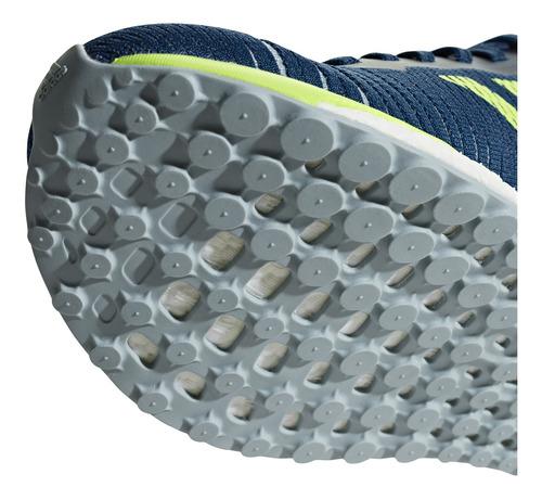 zapatillas adidas running solar drive w mujer az/gr