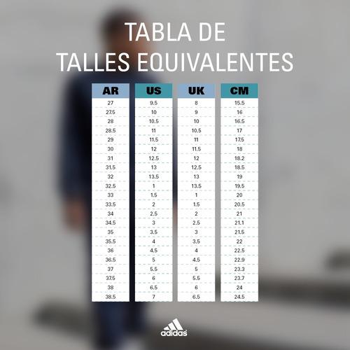 zapatillas adidas running tensaur k bl/ng
