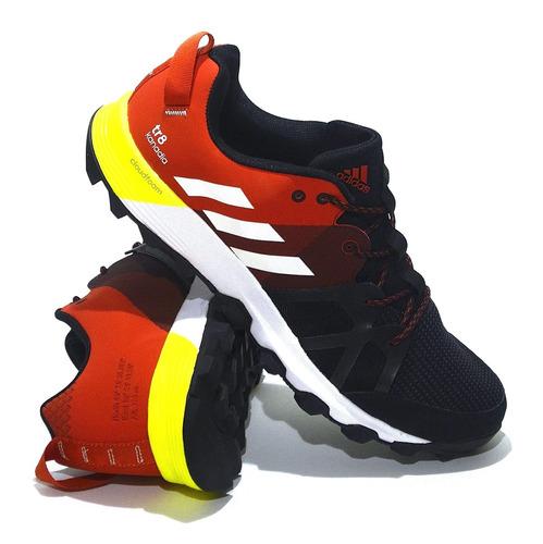 zapatillas adidas running trail kanadia 8 tr  m - (5843)