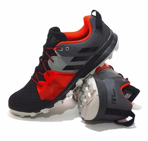 zapatillas adidas running trail kanadia 8.1 tr  m - (3501)