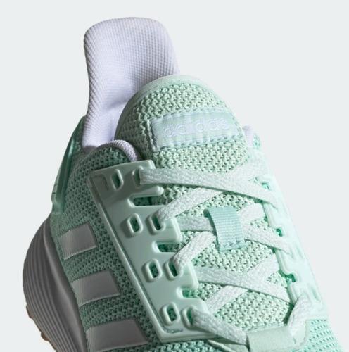 zapatillas adidas running training duramo 9 w mujer vs color