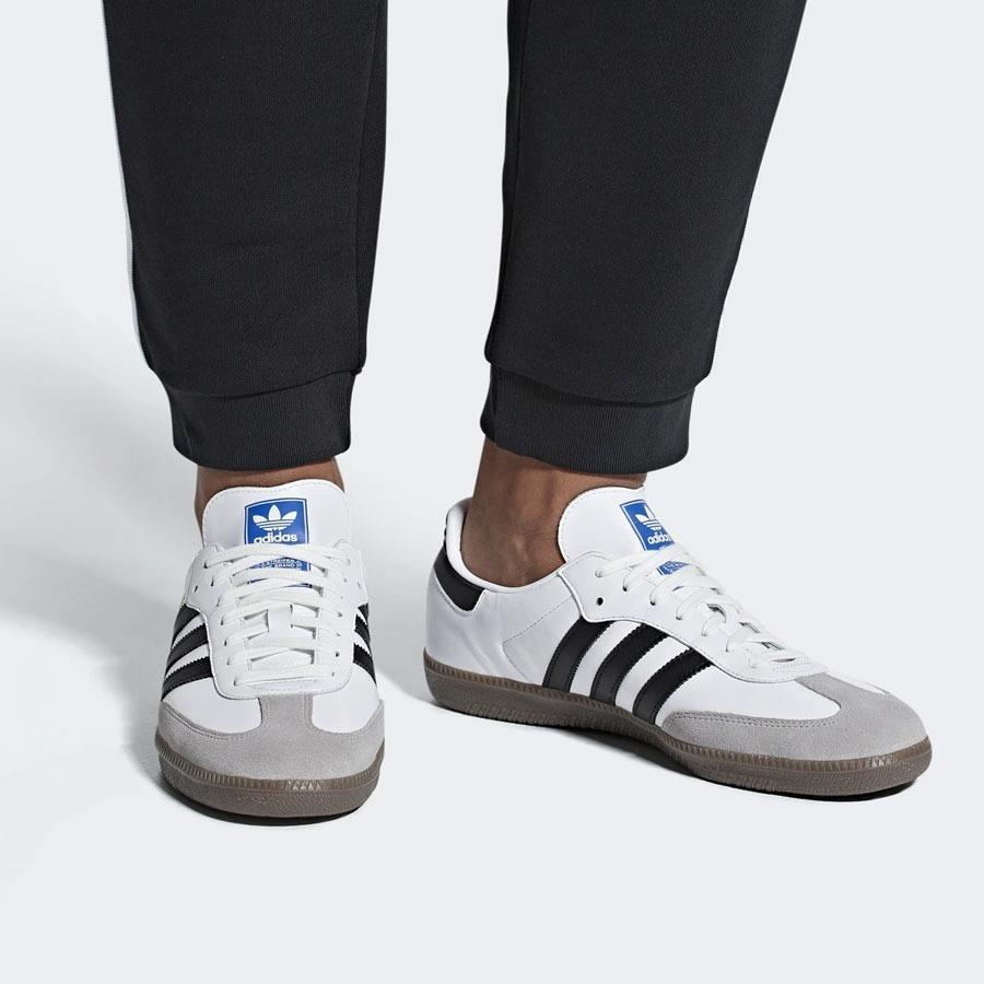 zapatillas adidas samba hombre casual