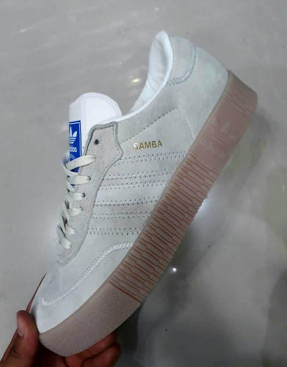 4f68e6a8fa76e Zapatillas adidas Samba Plataforma - Hombre Y Mujer -   139.900 en ...