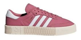 Zapatillas adidas Sambarose W Rosa De Mujer