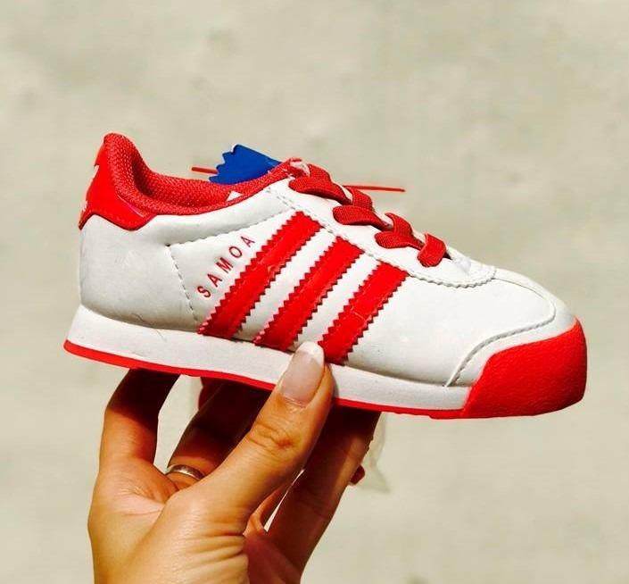 zapatillas adidas bebe 2018