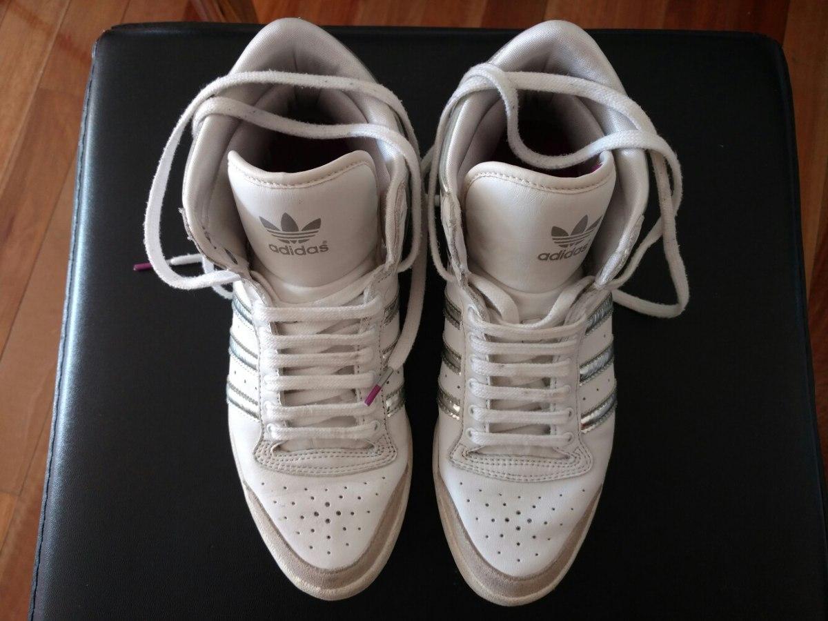 Zapatillas adidas Sleek Series Talle 4uk (36 36.5 Argentina) -   850 ... 4cf9c97ddbb5a
