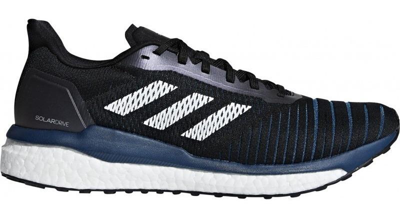 zapatillas adidas hombre running negras