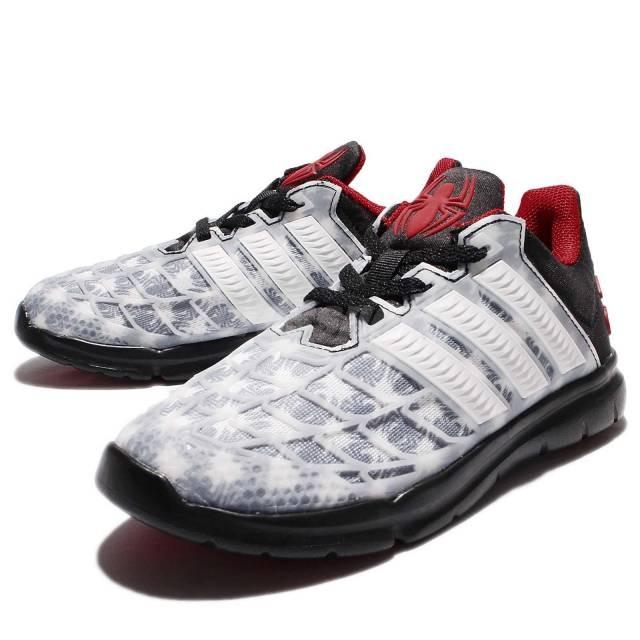 Nuevas Zapatillas Araña Importadas Adidas Spiderman Hombre D2IYWebEH9
