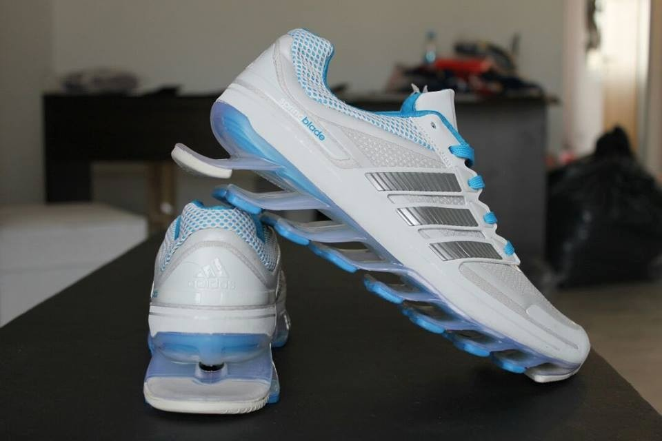 Adidas springblade celeste
