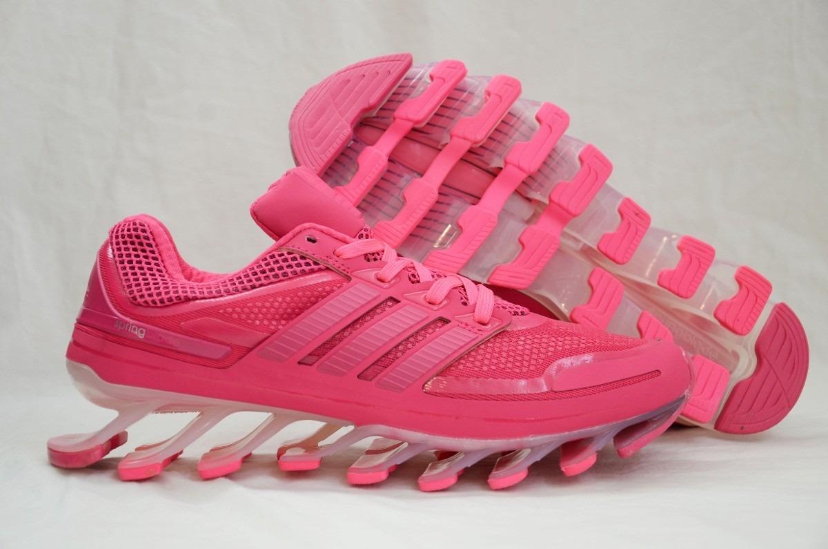 8fb5f5469 adidas springblade rosa mercadolibre