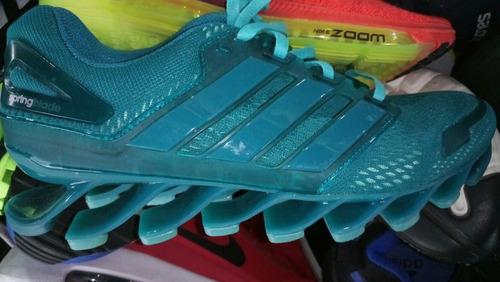 zapatillas adidas springblade damas número 36 37