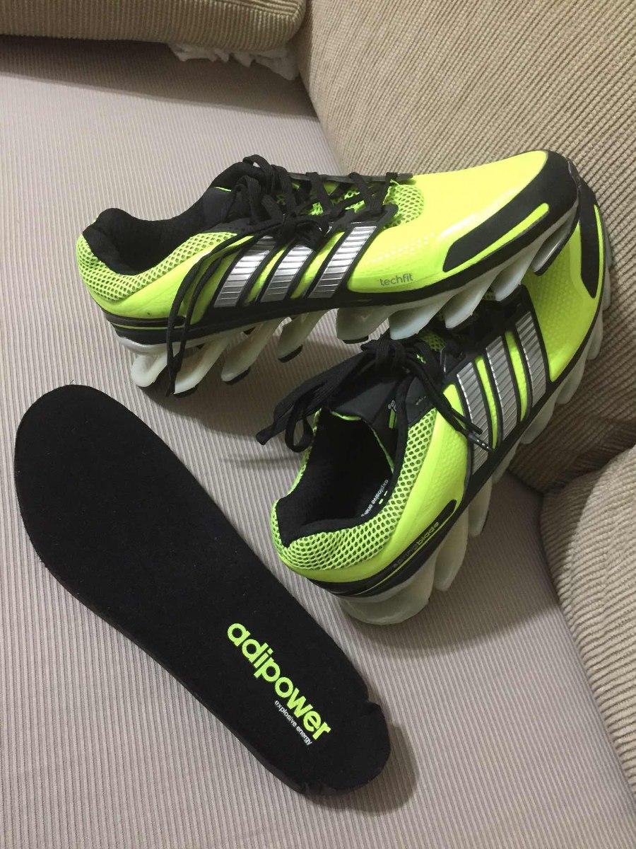 b0207abc923 ... sale zapatillas adidas springblade número 42 nuevas. cargando zoom.  0a3de 308ea