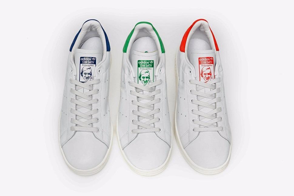 zapatillas adidas stan smith precio mercadolibre