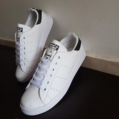373f53ed18155 Zapatillas adidas Stan Smith (color Negro) - S  140