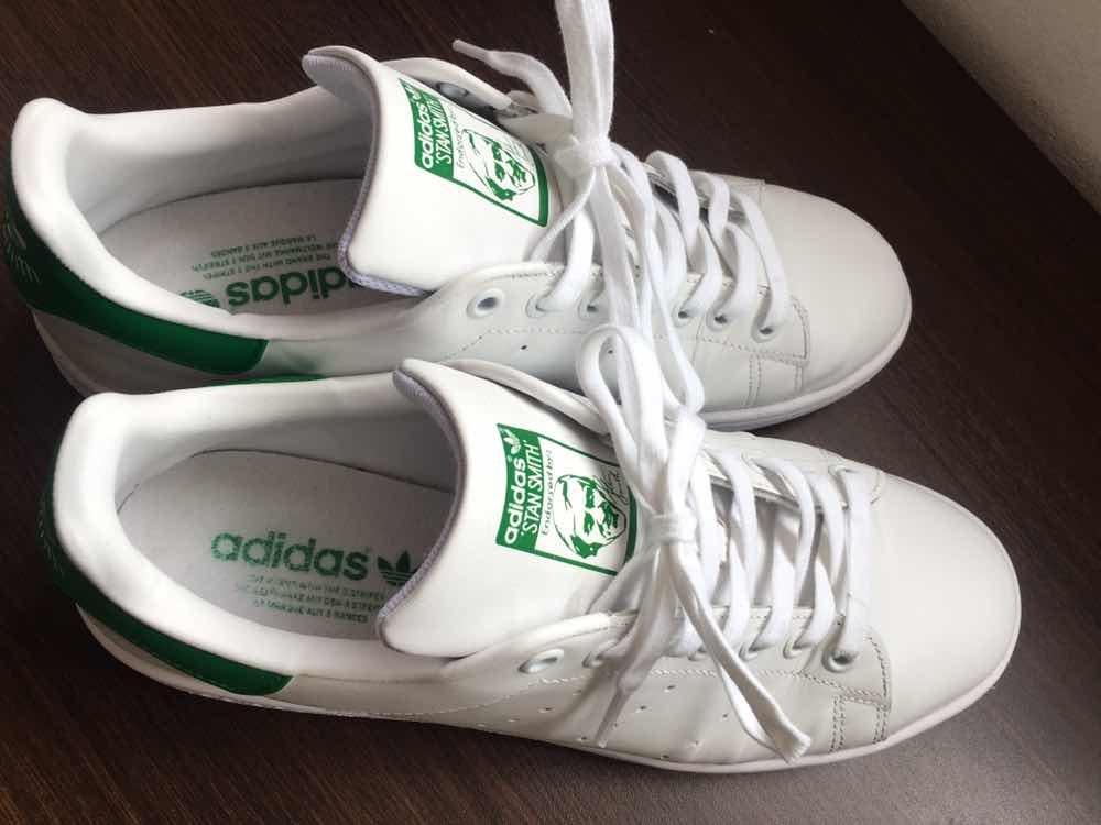 c8a0f601c24 zapatillas adidas stan smith hombre 10us - 100% originales. Cargando zoom.