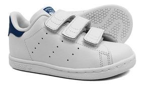 Nuevas Smith Adidas Zapatillas 27 Talle Stan Niño Importadas POiZkXu