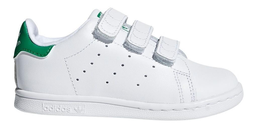 huge selection of b0e3a 40029 Zapatillas adidas Stan Smith - Superstar De Bebe