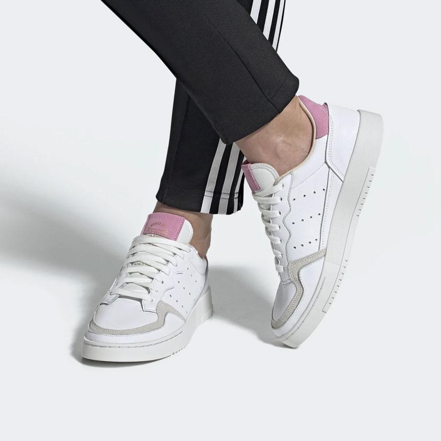 Zapatillas adidas Supercourt W Para Mujer Original Mgvm