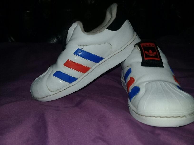 933328af3e2 Zapatillas adidas Superstar 23 1/2 - $ 700,00 en Mercado Libre