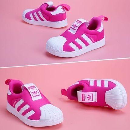Zapatillas adidas Superstar 360 Fucsia Bebes niños