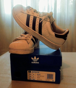 size 40 e71f6 aa834 Zapatillas adidas Superstar 38