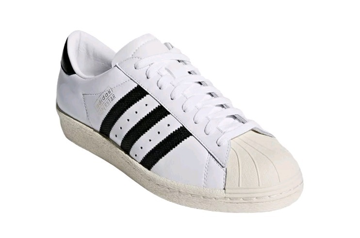 246205e752383 Zapatillas adidas Superstar 80s Dama Talle 37