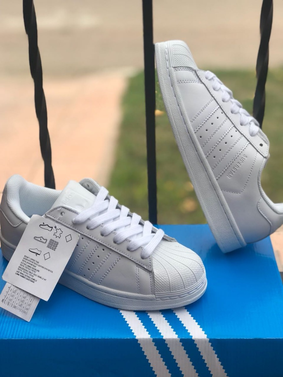 differently 09437 73332 zapatillas adidas superstar azul gris negra blanca original. Cargando zoom.