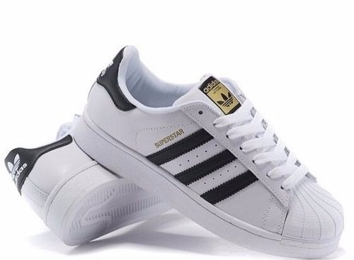 zapatillas superstar blancas