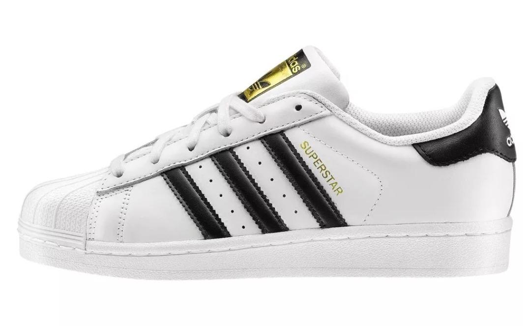 adidas originals superstar blancas y negras