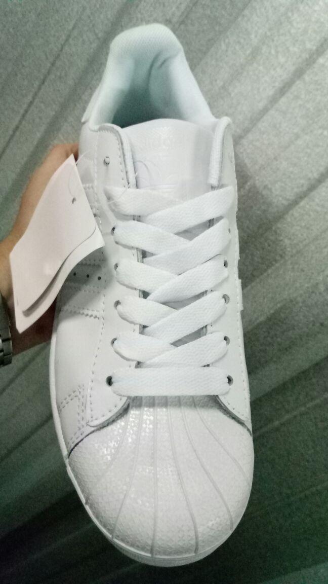adidas superstar blancas 38