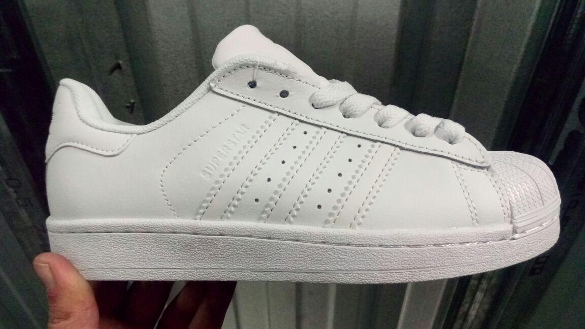adidas superstar blancas 35