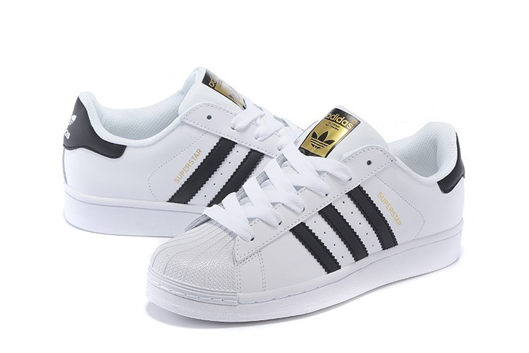 adidas superstar j w calzado blanco plateado
