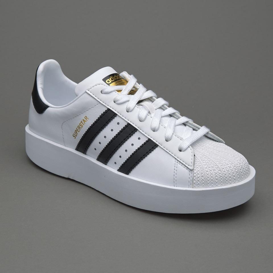 Zapatillas adidas Superstar Bold W Blancas Mujer Us 8/38,5 A