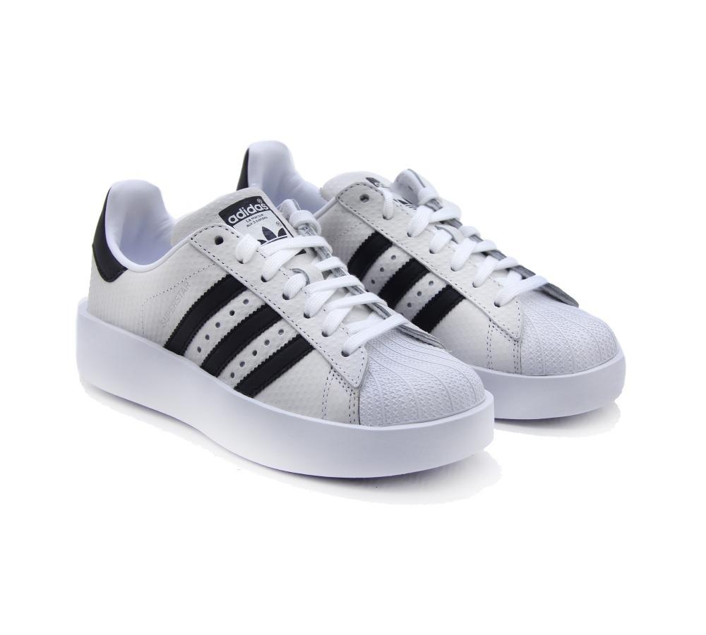 new product 99d35 55b06 zapatillas adidas superstar bold w originals mujer. Cargando zoom.