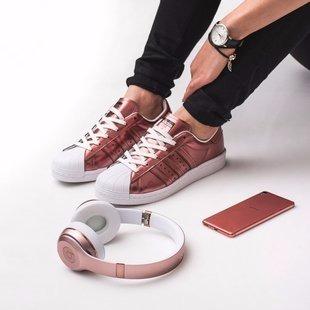 zapatillas adidas superstar bronce