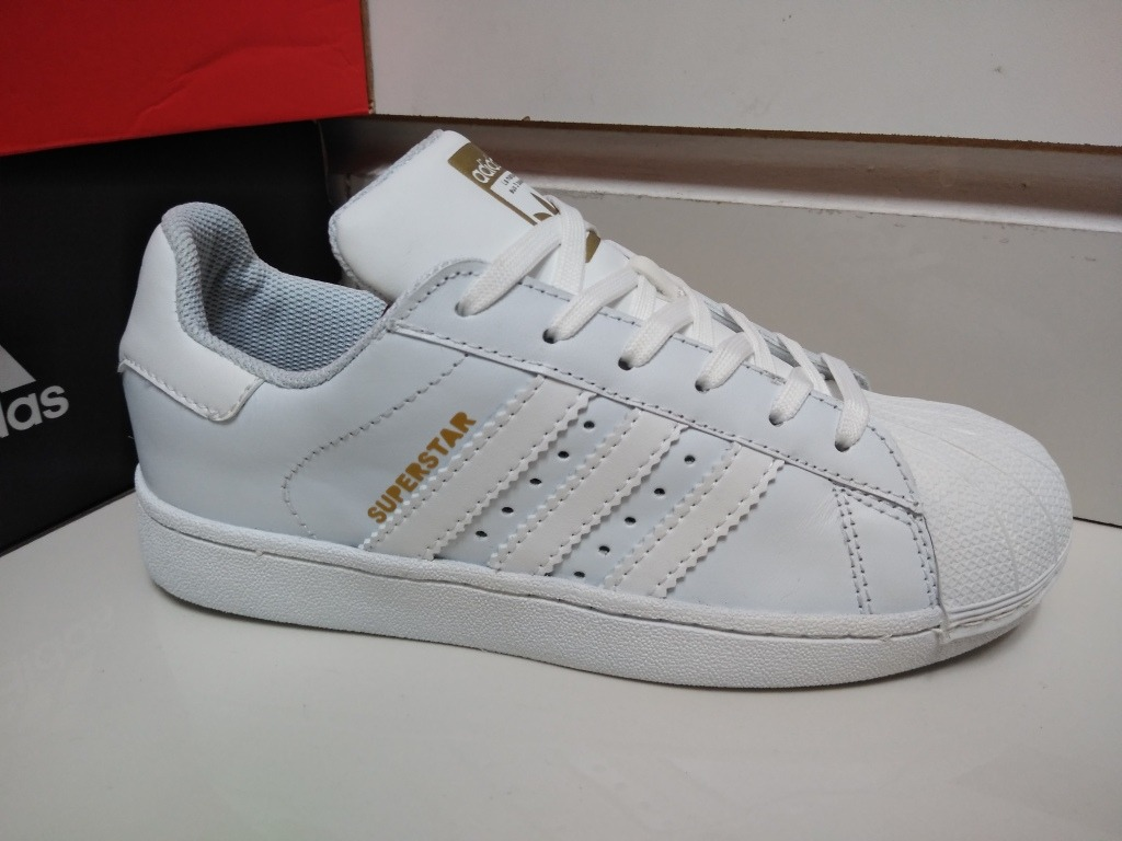 new style a3d71 871b2 ... release date zapatillas adidas superstar color blanco. cargando zoom.  c5e83 d3952