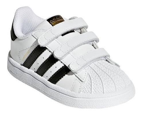 Zapatillas adidas Superstar Con Abrojo Bebesniños