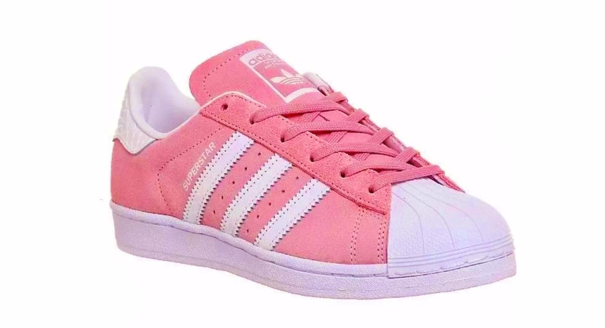 6d5acf3bcb2 ... clearance zapatillas adidas superstar de dama color rosa. cargando zoom.  06ce3 a3c79