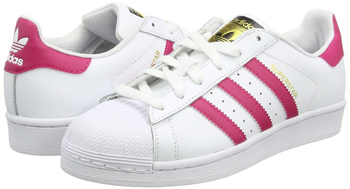 adidas superstar gold niña