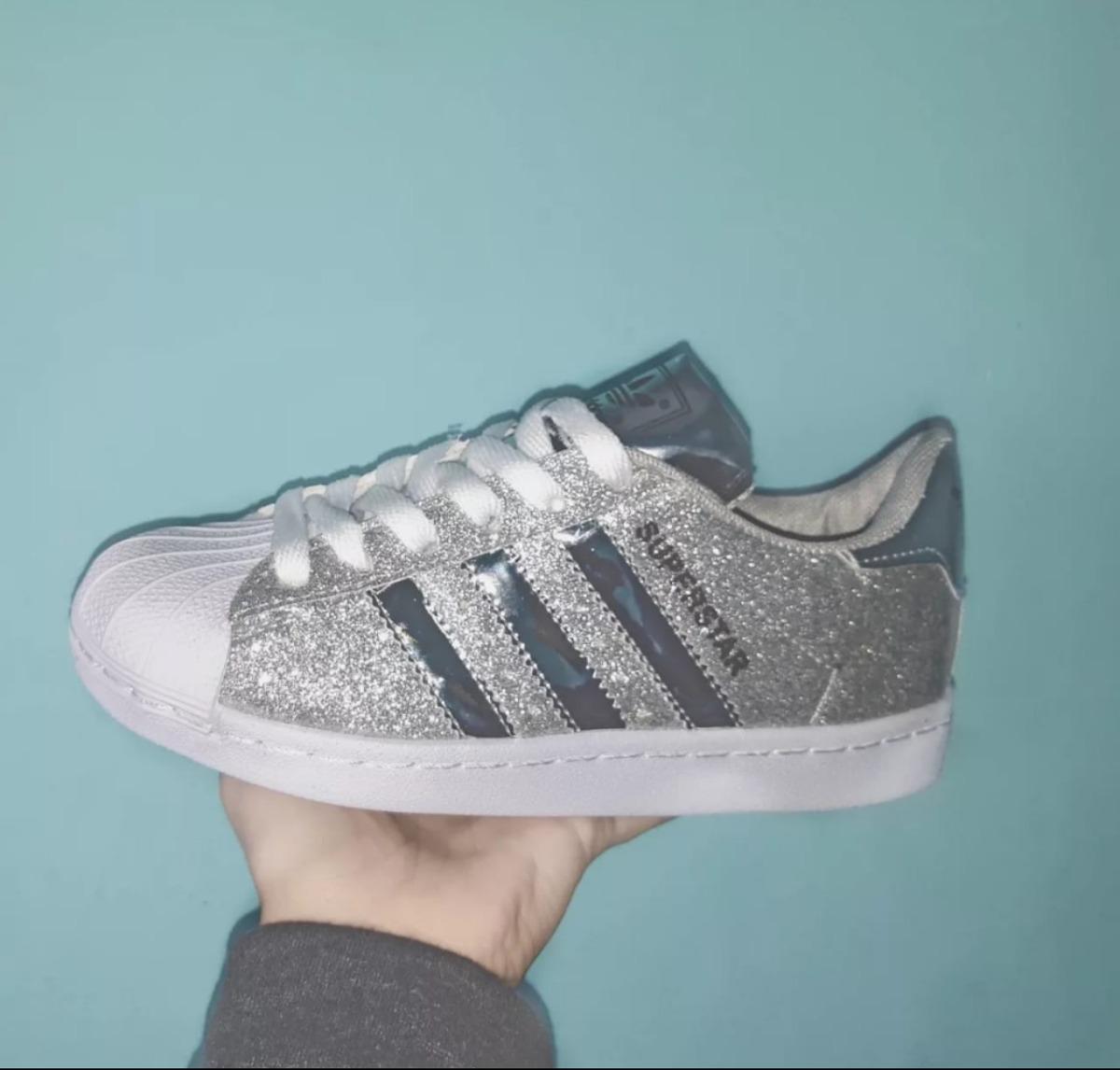 694702e9339 ... wholesale zapatillas adidas superstar glitter. cargando zoom. efc96  d06f9