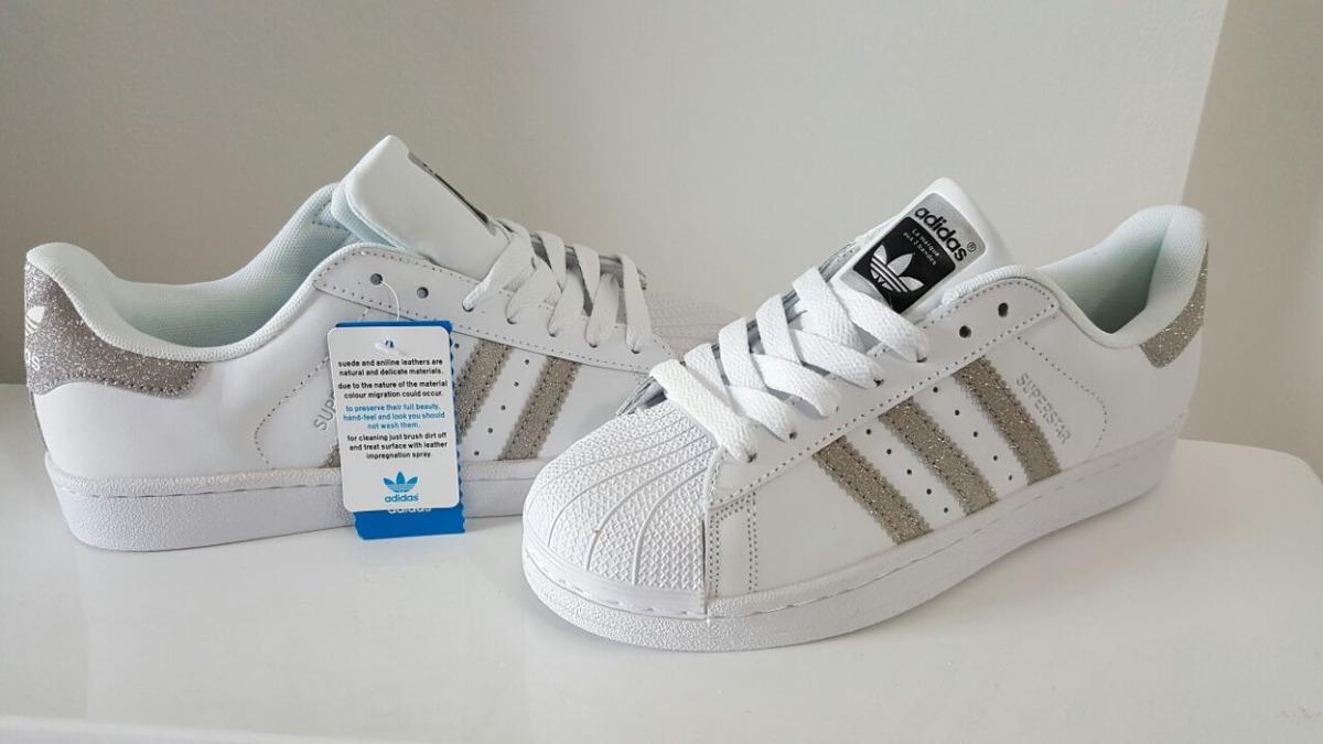 6711cf8bc5a ... amazon zapatillas adidas superstar glitter originales envio gratis. cargando  zoom. 95ea9 a08d2