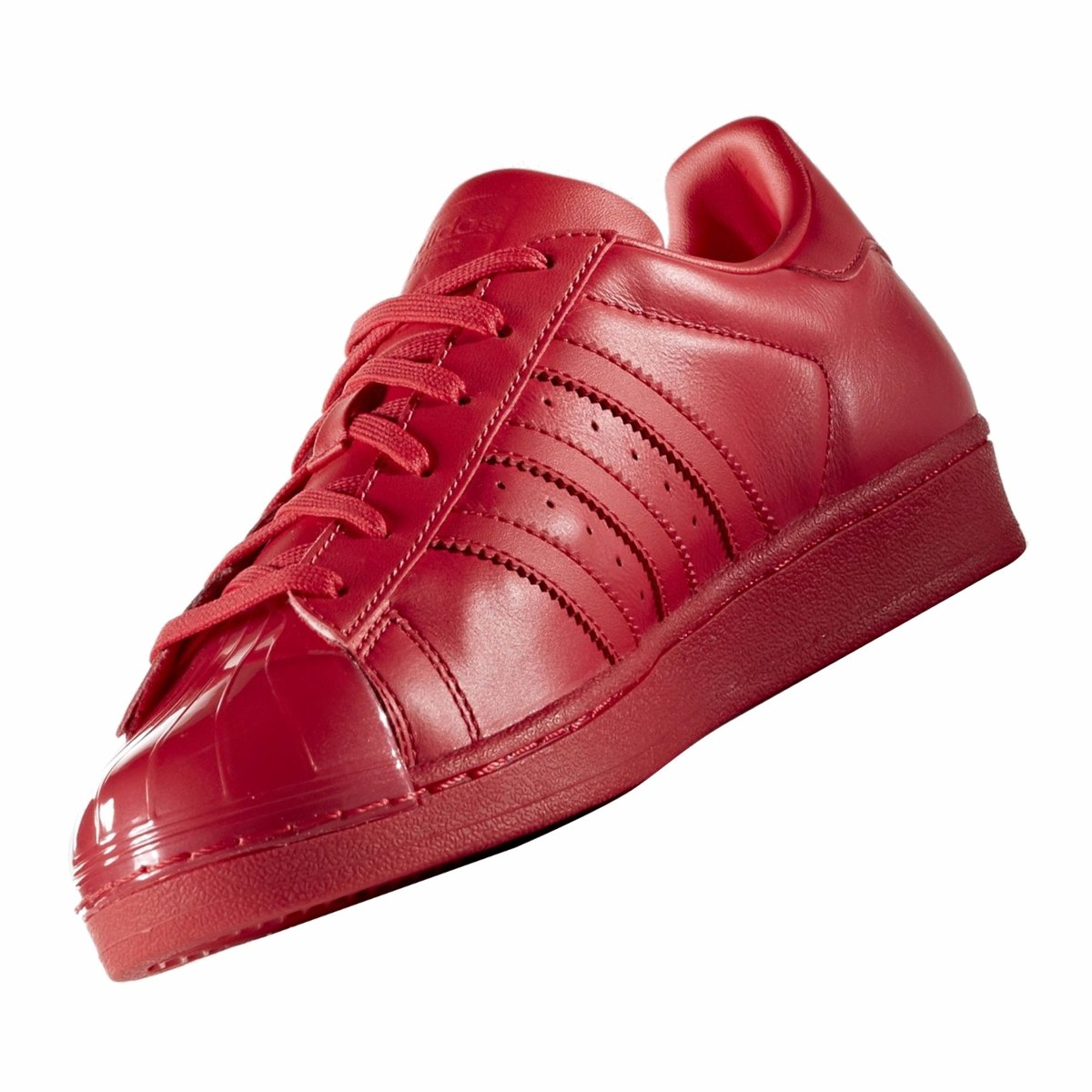 adidas rojas superstar